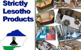 Strictly Lesotho Products<br/>11 Apr 2016