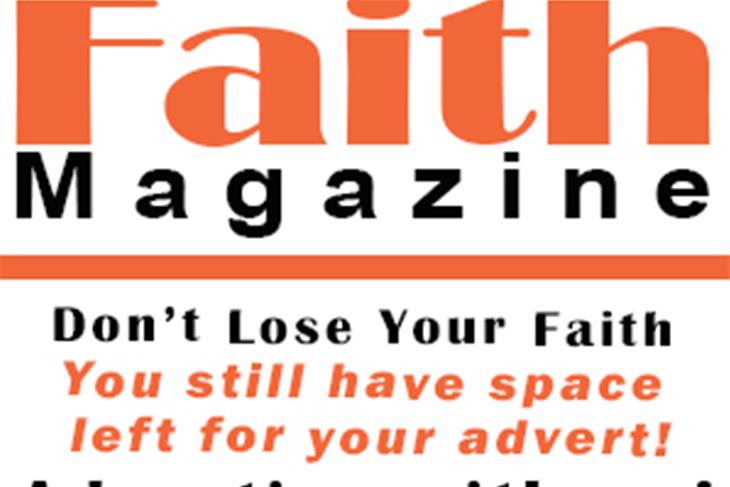 Faith Magazine 10th Issue