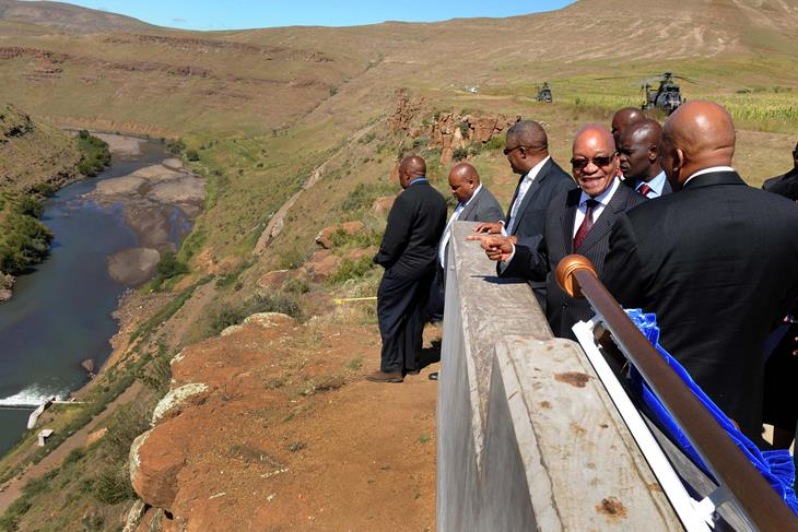Lesotho: SA, Lesotho Agree to Share LHWP Contracts
