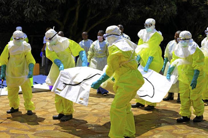 Health workers warn of new Ebola outbreak in DRC.