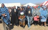 Families of victims of killings by army officials during political instability in Lesotho demand jus